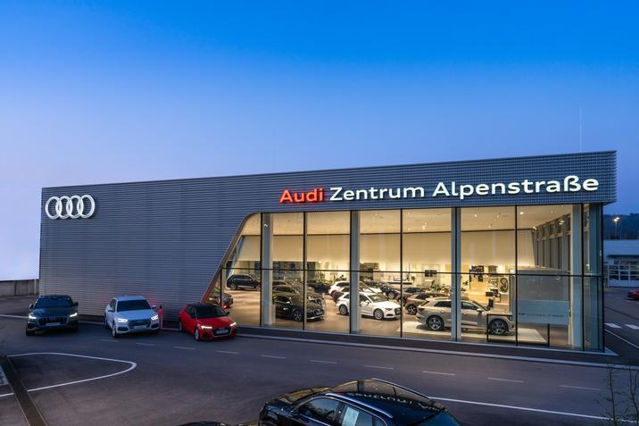 Porsche Alpenstrasse