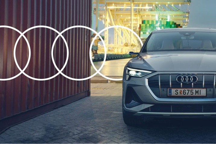 Audi e-tron Business