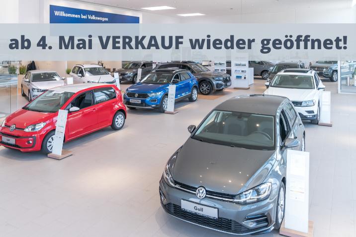 ab 4. Mai Verkauf geöffnet - Porsche Inter Auto